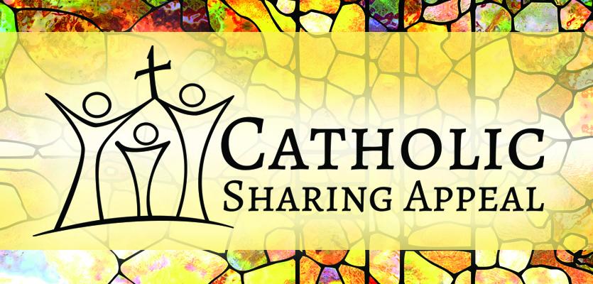 Catholic Sharing Appeal Logo